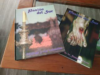 Libros de semana santa de Málaga