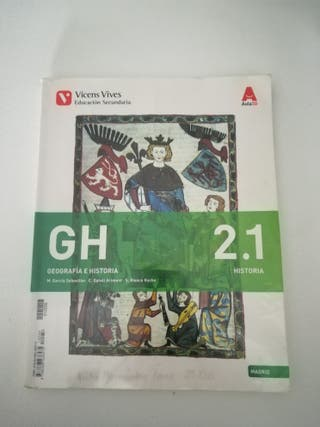 Libro GH 2° ESO.