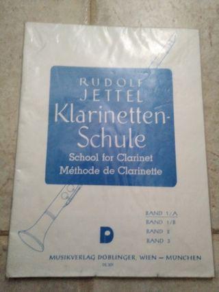 Klarinetten-Schule (Método de clarinete)