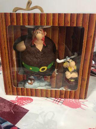Juguete asterix y obelix