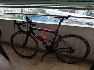 Bicicleta de Carbono Willier