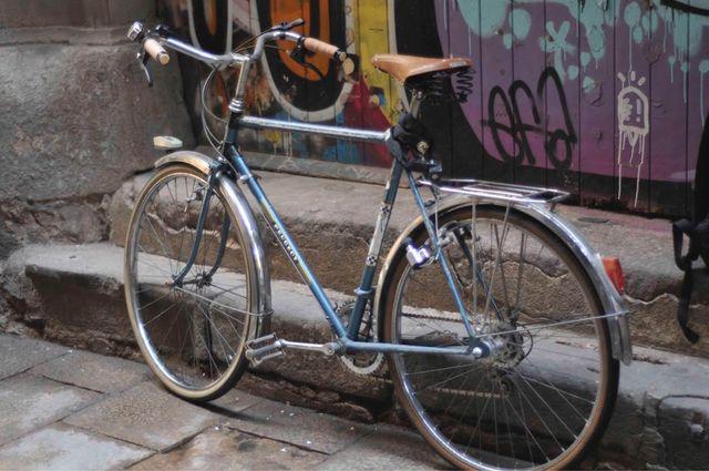 Bici Peugeot de carretera
