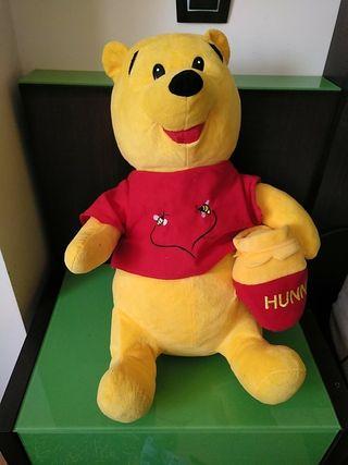 peluche de winnie de Pooh