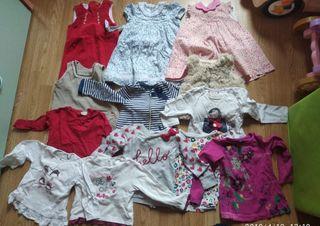 ropa primavera 18/24 meses