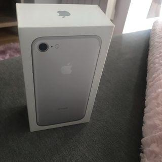 Caja iPhone 7 gris 128 GB