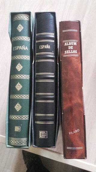 3 Albumes de sellos(ofertas serias )