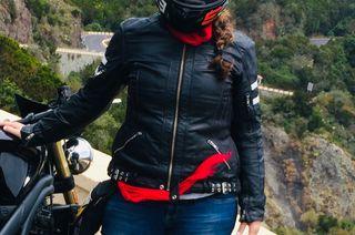 Chaqueta para moto mujer Triumph