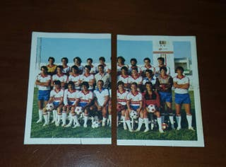 DOS CROMOS ALGECIRAS CLUB DE FUTBOL TRIDEPORTE84