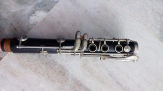 Clarinete Buffet Crampon E11 en Si bemol
