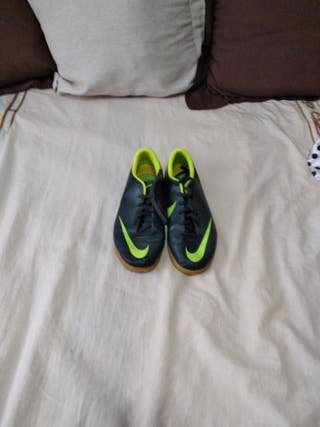 zapatillas fútbol NIKE Mercurial,