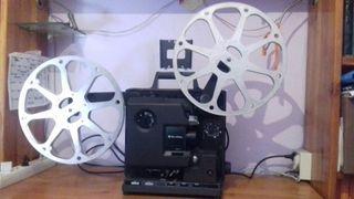 proyector de cine 16 mm modelo 2592