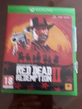 videojuego xbox one red desde redemption II