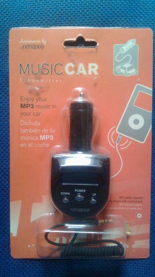RIMAX MUSIC CAR TRANSMISOR FM COCHE