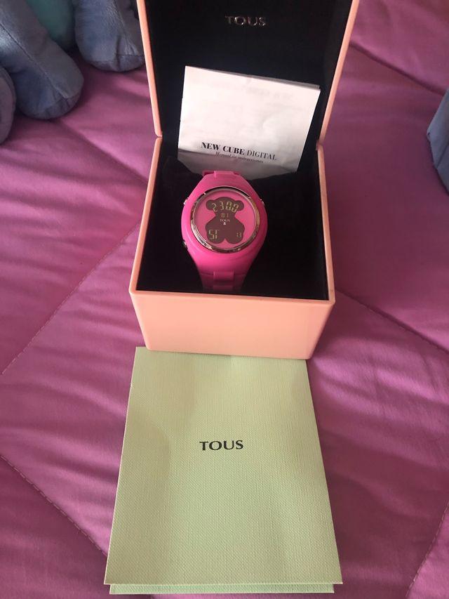 Reloj digital Tous