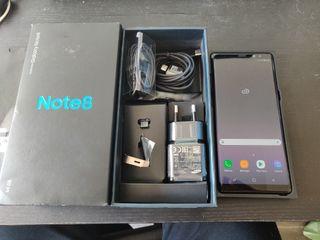 Samsung Galaxy Note 8 64gb caja y accesorios