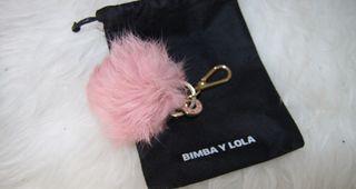 llavero o charm Bimba y Lola