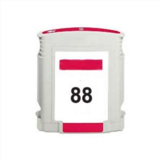 NW0JF | Hp88xl m (magenta) cartucho de tinta compa