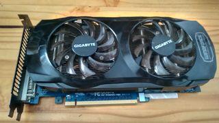 tarjeta gráfica Gigabyte Nvidia Gtx 560Ti