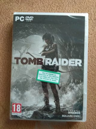 juego PC TOMB RAIDER