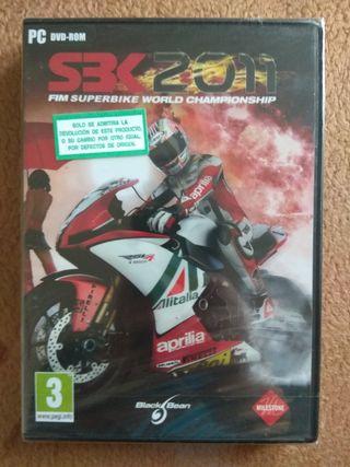 juego de PC SUPER BIKE WORLD CHAMPION 2011