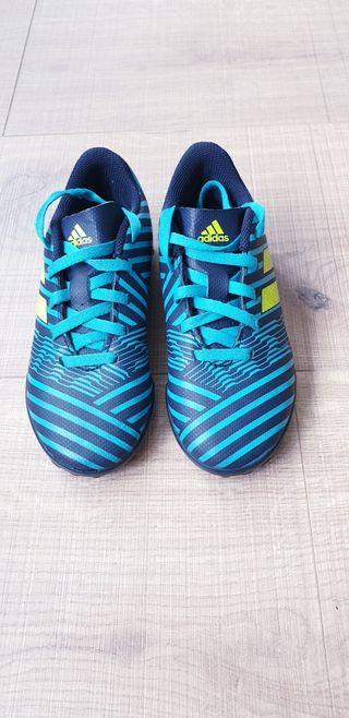 Zapatillas niño futbol