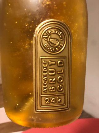 Alcardet Brut gold 24k