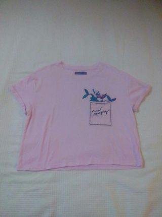 Camiseta talla M Bershka