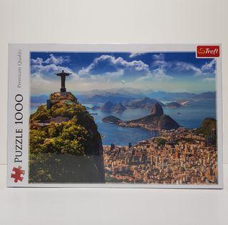 Puzzle Río de Janeiro 1000 piezas