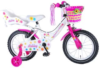 "Bicicleta infantil Volare Ashley 14"" (V-brakes)"