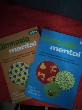 Libros Gimnasia mental