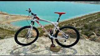 Bicicleta de montaña GT Zaskar. Americana