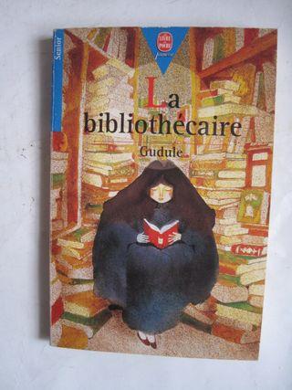 libro la Bibliothécaire Gudule novela roman