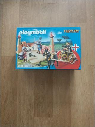 Gladiadores playmobil 6868