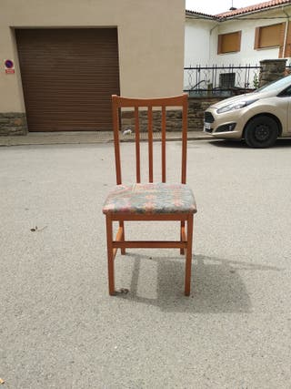 cadira / silla