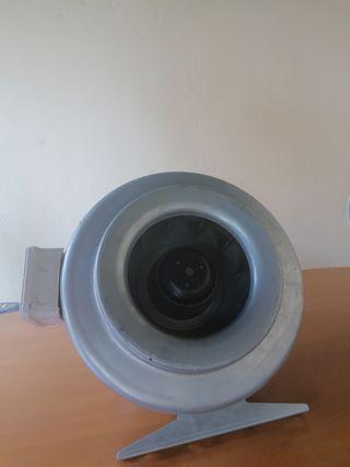 Extractor WK metálico de Dospel