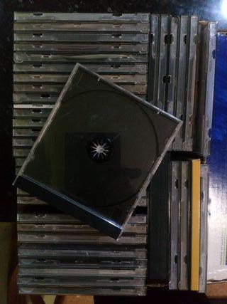 Cajas de CD's
