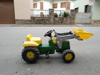 tractor nens John Deere
