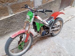 2 Gas Gas 350cc
