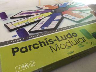 Parchís ludo modular