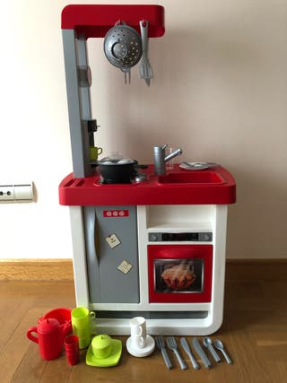 Cocina de juguete Smoby.