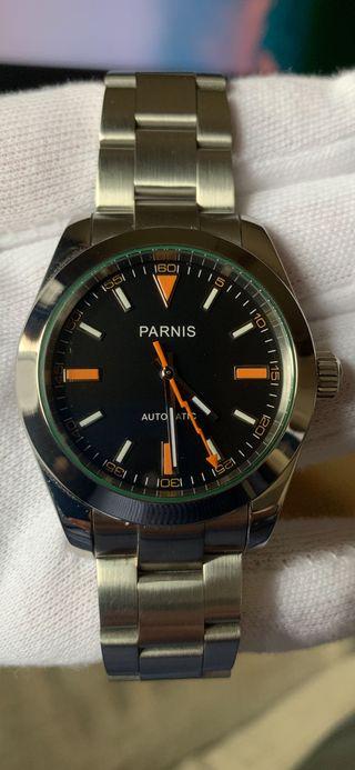 Reloj PARNIS MILGAUSS excelente