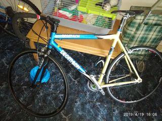 Cuadro bicicleta decathlon