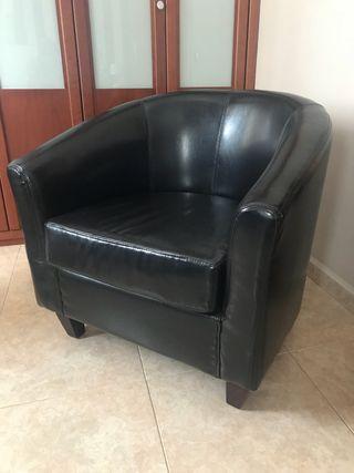 Butaca sillón Ikea serie SOLSTA OLARP