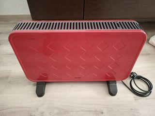 Estufa calefactor eléctrico por convección