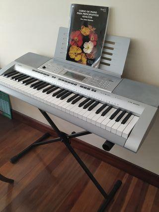órgano Casio CL 4000