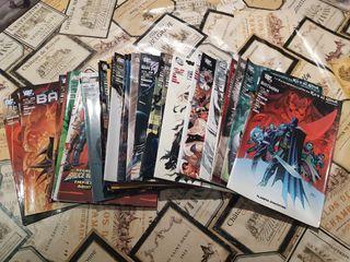 Batman Cómics - 14 al 45