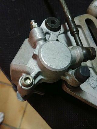 pinza freno trasera gas gas EC
