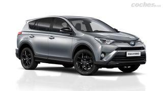 Corta vientos Toyota Rav4 2018