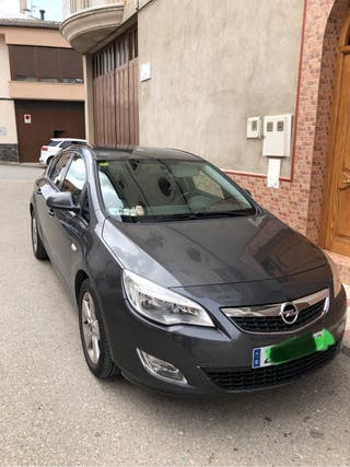 OPEL ASTRA Opel Astra 2013