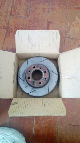 Disco de freno galfer honda civic ed/crx